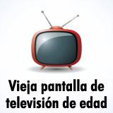 Efecto Pantalla de televisión