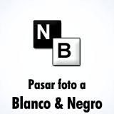 Pasar una foto a Blanco y Negro (B/N)