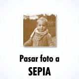 Pasar una foto a Sepia
